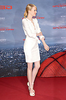 Emma Stone (wearing an Andrew Gn dress, Louboutin shoes, Repossi jewelry) attending the Germany premiere of the movie The Amazing Spider-Man at CineStar Sony Center in Berlin. Berlin, 20.06.2012...Credit: Timm/face to face /MediaPunch Inc. ***Online Only for USA Weekly Print Magazines*** NORTEPOTO.COM<br />