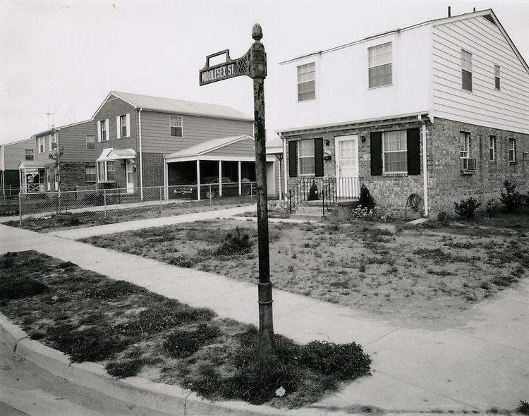 UNDATED..Redevelopment.Bell-Diamond (A-1-3)..Middlesex Street...NEG#..