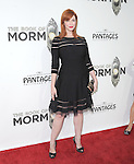 Christina Hendricks at The .Book of Mormon Opening Night held at The Pantages Theatre in Hollywood, California on September 12,2012                                                                               © 2012 Hollywood Press Agency