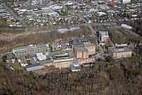Unfallkrankenhaus Boberg: EUROPA, DEUTSCHLAND, HAMBURG, (GERMANY), 24.02.2018: Unfallkrankenhaus Boberg