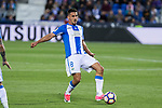 Gabriel Appelt Pires of Club Deportivo Leganes during the match of La Liga between Deportivo Leganes and Union Deportiva Las Palmas  Butarque Stadium  in Madrid, Spain. April 25, 2017. (ALTERPHOTOS/Rodrigo Jimenez)