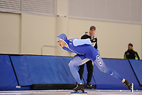 SPEEDSKATING: SALT LAKE CITY: 06-12-2017, Utah Olympic Oval, ISU World Cup, training, Håvard Bøkko (NOR), photo Martin de Jong