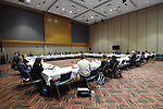 16 JAN 2018: The NCAA Division I Strategic Vision and Planning Committee meeting takes place during the 2018 NCAA Convention at the JW Marriott in Indianapolis, IN. Justin Tafoya/NCAA Photos