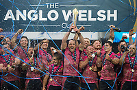 Anglo-Welsh Cup Final: Bath v Exeter Chiefs
