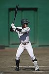 Akihito Iwashige (Nobeoka Gakuen), <br /> SEPTEMBER 29, 2013 - Baseball : <br /> The 68th National Sports Festival <br /> between Nobeoka Gakuen 1-15 Nichidai Yamagata <br /> at Hachioji Municipal Baseball Stadium, Tokyo, Japan. <br /> (Photo by YUTAKA/AFLO SPORT)