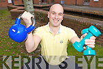 TIME TO TRANSFORM:  Fitness expert Leonard Foley from Tralee is starting Kerry's Operation Transformation on January 17th to help people shed the pounds and change their lifestyle.