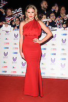 LONDON, UK. October 31, 2016: Georgia Kousoulou at the Pride of Britain Awards 2016 at the Grosvenor House Hotel, London.<br /> Picture: Steve Vas/Featureflash/SilverHub 0208 004 5359/ 07711 972644 Editors@silverhubmedia.com