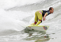 C.J. Hobgood. 2009 ASP WQS 6 Star US Open of Surfing in Huntington Beach, California on July 24, 2009. ..
