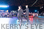 Shannon Hannafin and John Kelly, dancers who took part in Austin Stacks Strictly Come Dancing held in the Dome, Tralee on Saturday night last.