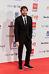 Daniel Sanchez attends to XXV Forque Awards at Palacio Municipal de Congresos in Madrid, Spain. January 11, 2020. (ALTERPHOTOS/A. Perez Meca)