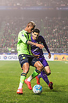 Jeonbuk Hyundai Motors (KOR) vs Al Ain (UAE) during the 2016 AFC Champions League Final 1st Leg match at Jeonju World Cup Stadium on 19 November 2016, in Jeonju, South Korea. Photo by Victor Fraile / Power Sport Images