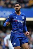 Ruben Loftus-Cheek of Chelsea during Chelsea vs Fulham, Premier League Football at Stamford Bridge on 2nd December 2018