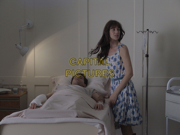 OMAR METWALLY & CHARLOTTE GAINSBOURG            .in The City of Your Final Destination.*Filmstill - Editorial Use Only*.CAP/FB.Supplied by Capital Pictures.