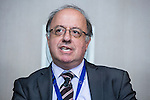 "BRUSSELS - BELGIUM - 24 November 2016 -- European Training Foundation (ETF) Conference on ""GETTING ORGANISED FOR BETTER QUALIFICATIONS"" - Panel discussion: Making QFs work globally. -- Loukas Zahilas, Head of Department - European Centre for the Development of Vocational Training (CEDEFOP), Department for VET Systems and VET Institutions. -- PHOTO: Juha ROININEN / EUP-IMAGES"