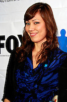 Michaela Conlin.at the Autism Speaks' 7th Annual 'Acts Of Love' Benefit held in.Santa Monica, California .3 October 2009