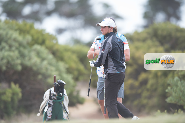 David Micheluzzi (AM) (AUS) during the 3rd round of the VIC Open, 13th Beech, Barwon Heads, Victoria, Australia. 09/02/2019.<br /> Picture Anthony Powter / Golffile.ie<br /> <br /> All photo usage must carry mandatory copyright credit (© Golffile | Anthony Powter)