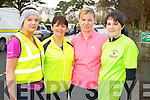Enjoying the Charles O'Shea memorial 10k road race in Beaufort..on New Years Day were Laura O'Sullivan, Siobhan O'Sullivan, Norma McHugh and Hannah O'Sullivan Rouse.