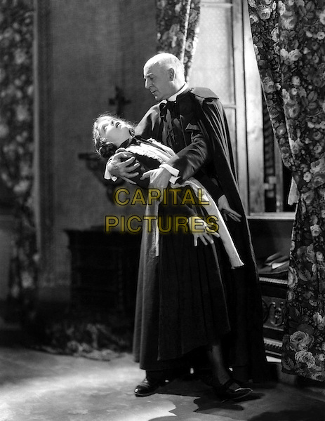 Lillian Gish &  J. Barney Sherry.in The White Sister.*Filmstill - Editorial Use Only*.CAP/PLF.Supplied by Capital Pictures.