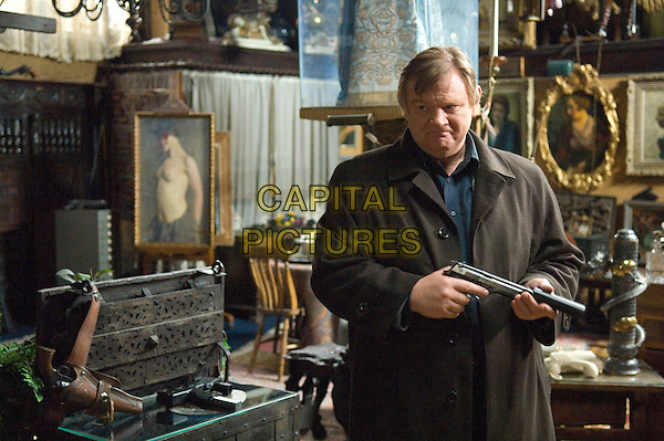 Brendan Gleeson<br /> in In Bruges (2008) <br /> (Bons baisers de Bruges)<br /> *Filmstill - Editorial Use Only*<br /> CAP/NFS<br /> Image supplied by Capital Pictures