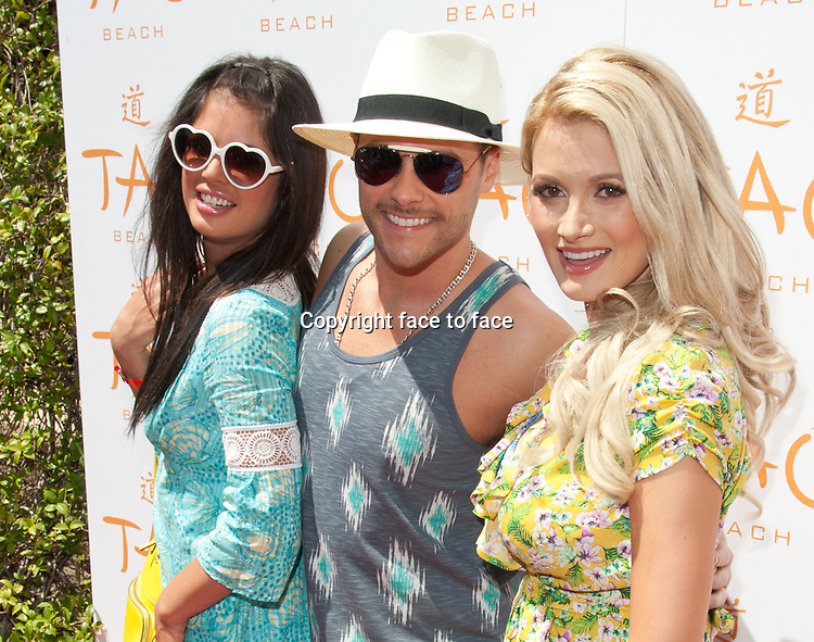 LAS VEGAS, NV - May 4: pictured at TAO Beach Greand Opening at The Venetian Las Vegas on May 4, 2013 in Las Vegas, NV. ..Credit: MediaPunch/face to face..- Germany, Austria, Switzerland, Eastern Europe, Australia, UK, USA, Taiwan, Singapore, China, Malaysia, Thailand, Sweden, Estonia, Latvia and Lithuania rights only -