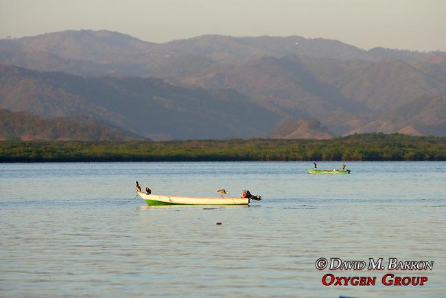 Chira Fisherman on Gulf of Nicoya