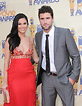 Brody Jenner & girlfriend at The 2009 MTV Movie Awards held at Universal Ampitheatre  in Universal City, California on May 31,2009                                                                                      Copyright 2009 DVS / NYDN / RockinExposures