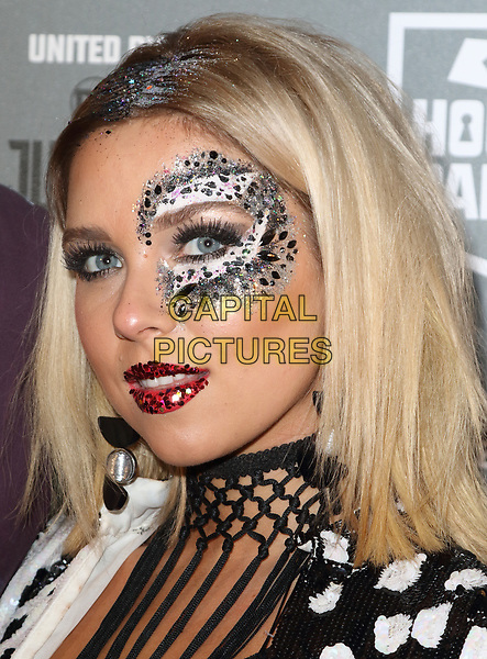 Gabby Allen at the KISS House Party at SSE Arena Wembley, London on Thursday 26 October 2017<br /> CAP/ROS<br /> &copy;ROS/Capital Pictures