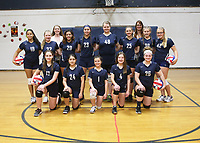 7th & 8th Volleyball Team & Individuals 1/18/18