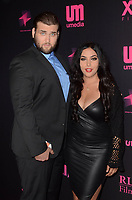 HOLLYWOOD, CA - SEPTEMBER 11: Weston Cage and Hila Cage Coppola at the Los Angeles Special Screening of Mandy at the Egyptian Theater in Hollywood, California on September 11, 2018. <br /> CAP/MPI/DE<br /> &copy;DE//MPI/Capital Pictures