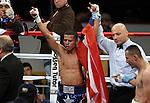Luis del Valle ko en el segundo asalto a Noel  Lopez en el cessar de Atlantic city