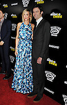 HOLLYWOOD, CA- SEPTEMBER 10: Actors Kristen Wiig (L) and Bill Hader attend 'The Skeleton Twins' Los Angeles premiere held at the ArcLight Hollywood on September 10, 2014 in Hollywood, California.