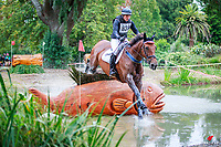 03-EVENTING: 2018 NZL-Horse of the Year Show