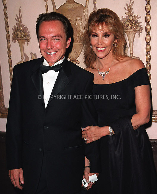 Actor David Cassidy at the Directors Guild of America Honors 2002 at the Waldorf-Astoria in New York City. June 9, 2002. Please byline: Alecsey Boldeskul/NY Photo Press.   ..*PAY-PER-USE*      ....NY Photo Press:  ..phone (646) 267-6913;   ..e-mail: info@nyphotopress.com