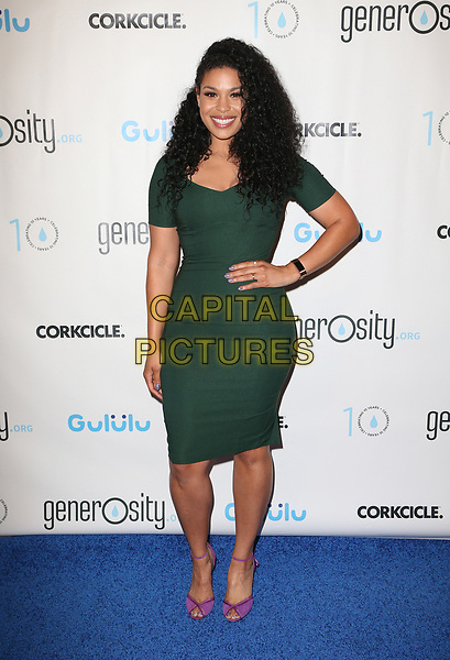 BEVERLY HILLS, CA - March 21: Jordin Sparks, At Generosity.org Fundraiser For World Water Day At Montage Hotel In California on March 21, 2017. <br /> CAP/MPI/FS<br /> &copy;FS/MPI/Capital Pictures
