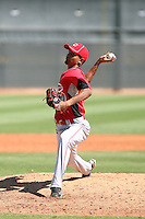 Stalin Gerson - Cincinnati Reds - 2010 Instructional League.Photo by:  Bill Mitchell/Four Seam Images..