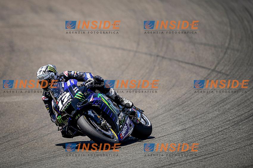 Maverick Vinales Yamaha <br /> Jerez 26/07/2020 Moto Gp Andalucia 2020 / Spain<br /> Photo Yamaha Press Office / Insidefoto <br /> EDITORIAL USE ONLY