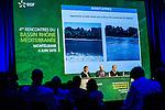 EDF :  4emes rencontres du Bassin Rhône Méditerranée - 3 et 4 juin 2015 - Montélimar