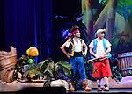 CORAL GABLES, FL - FEBRUARY 26: Disney Jr. Live On tour Pirate Princess Adventure at BankUnited Center on February 27, 2014 in Coral Gables, Florida. (Photo by Johnny Louis/jlnphotography.com)