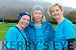 Mags Furlong, Breda Lynch and Mary O'Brien at the Glenflesk run on Sunday