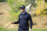 Garrick Porteous (ENG) during the first round of the Kazakhstan Open presented by ERG played at Zhailjau Golf Resort, Almaty, Kazakhstan. 13/09/2018<br /> Picture: Golffile | Phil Inglis<br /> <br /> All photo usage must carry mandatory copyright credit (&copy; Golffile | Phil Inglis)