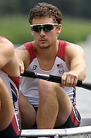 Amsterdam, NETHERLANDS, USA BM2-,  2011 FISA U23 World Rowing Championships, Wednesday, 20/07/2011 [Mandatory credit:  Intersport Images]