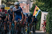 eventual bronze medal winner Jaakko Hanninen (FIN) during the race<br /> <br /> MEN UNDER 23 ROAD RACE<br /> Kufstein to Innsbruck: 180 km<br /> <br /> UCI 2018 Road World Championships<br /> Innsbruck - Tirol / Austria