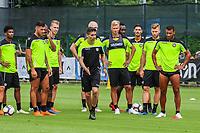 2018/07/08 Allenamento Udinese sui campi del Bruseschi