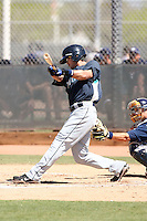 Kuo Hui Lo, Seattle Mariners 2010 minor league spring training..Photo by:  Bill Mitchell/Four Seam Images.