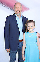 NEW YORK, NY-June 25:  Chris Renaud, Kiely Renaud at Universal Pictures & Illumination Entertainment present the premiere of The Secret Life of Pets  at the  David H. Koch Theartre Lincoln Center in New York. NY June 25, 2016. Credit:RW/MediaPunch