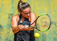 Hilversum, Netherlands, August 9, 2017, National Junior Championships, NJK, Gabriella Mujan<br /> Photo: Tennisimages/Henk Koster