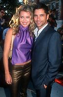Rebecca Romjin-Stamos, John Stamos, 2000, Photo By John Barrett/PHOTOlink