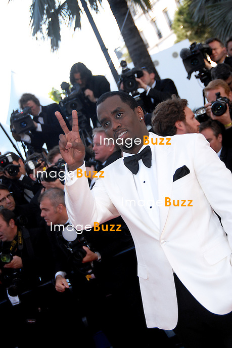 """Sean Combs attends the """" Killing them softly """" premiere at the 65th Cannes Film Festival at the Palais des Festivals..May 22, 2012.- Cannes, France.."""