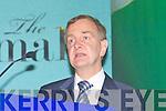 Minister Martin Cullen addresses the delegates in the Malton Hotel on Monday