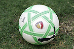 18 July 2009: WPS match ball. The Washington Freedom defeated Saint Louis Athletica 1-0 at the RFK Stadium in Washington, DC in a regular season Women's Professional Soccer game.